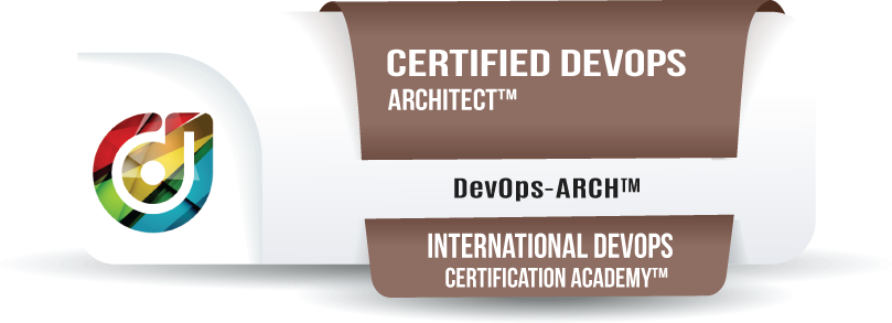 Certified DevOps Architect™ Certification (DevOps-ARCH™)