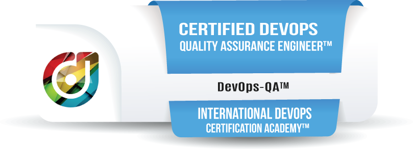 Certified DevOps Quality Assurance (Test) Engineer™ Certification (DevOps-QA™)
